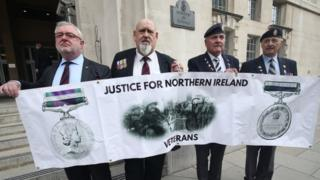 Northern Ireland: Tory MPs urge Theresa May to ditch unsolved killings probe