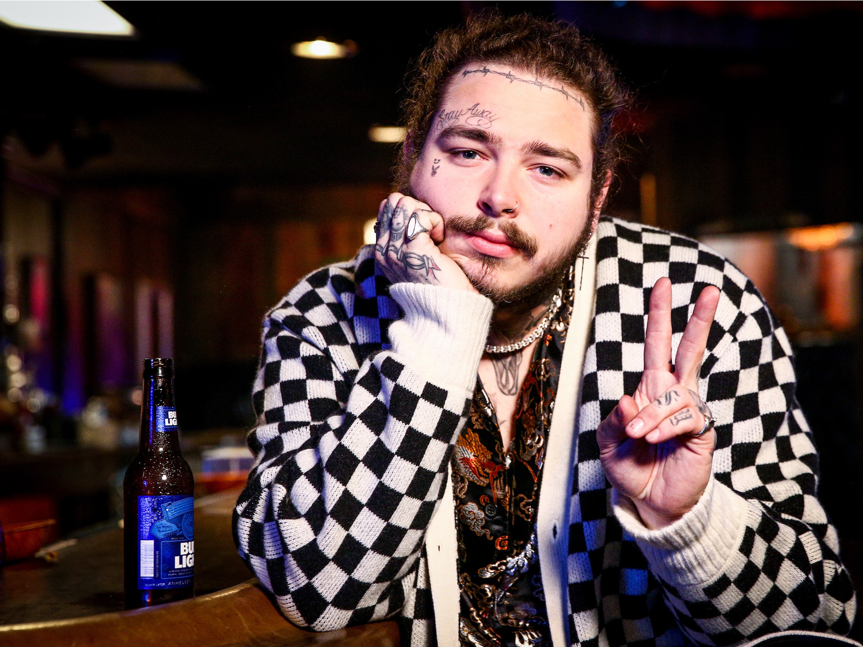 Postmates reveals that Post Malone is its '#1 most dedicated