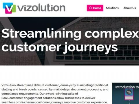 RBS and Santander take stakes in start-up Vizolution