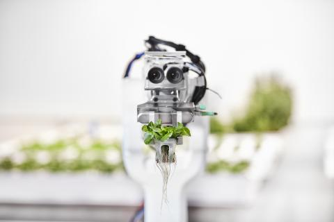 Iron Ox opens its first fully autonomous farm