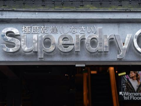Superdry feels the heat in €18m profit alert