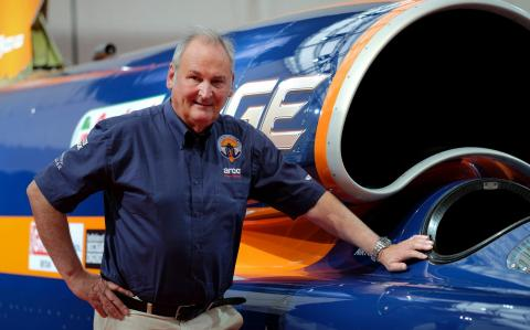 Bloodhound 1,000mph car project goes into administration