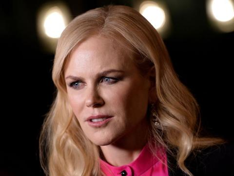 Kidman: Marriage to Cruise protected me from harassment