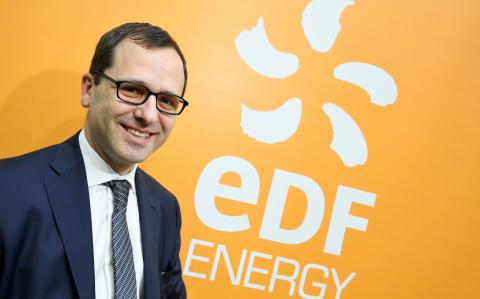 Britain's next new nuclear plant to be built from 2021, says EDF boss