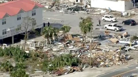 Hurricane Michael: Death toll continues to rise amid searches