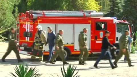 Crimea attack: Teenage girl becomes 20th college victim