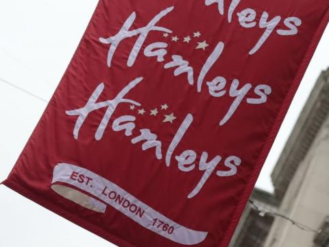 Hamleys reaches endgame under Chinese owner