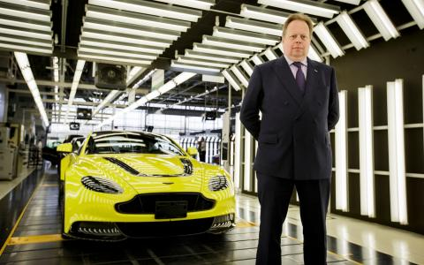 Aston Martin employees nursing big losses after flotation hits the skids