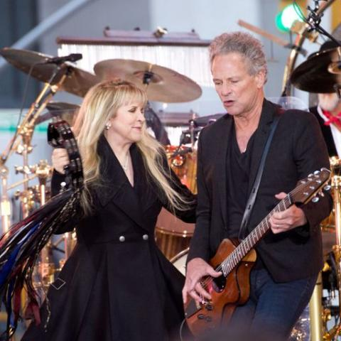 Fleetwood Mac to play Wembley next summer