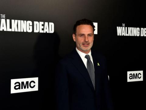 The Walking Dead: Andrew Lincoln