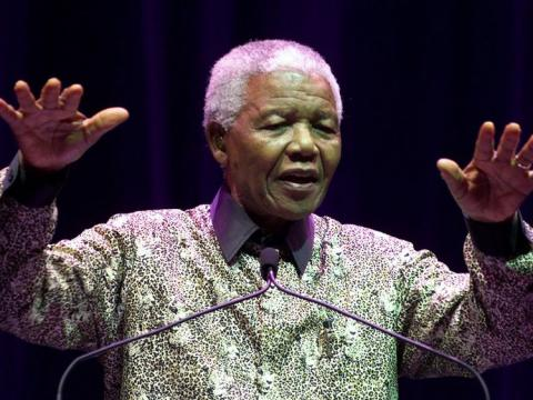 Elba to stage musical about S Africa after Mandela