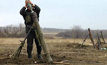 Militants perform four shelling over day in Donbas