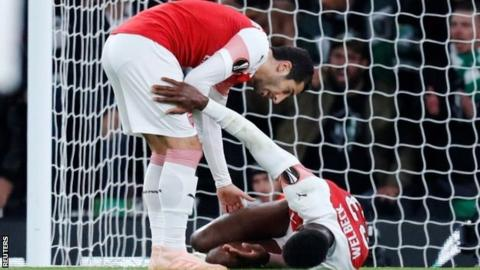 Danny Welbeck: Arsenal forward has second ankle operation