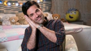 Rob Delaney to read and sign CBeebies story