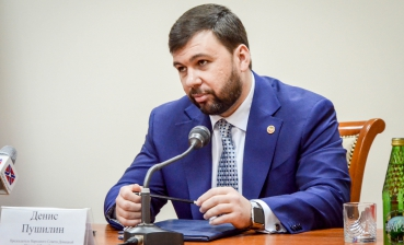 Head of occupied Donetsk Pushilin provides himself, his family with lifetime maintenance