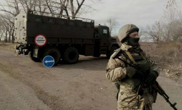 Ukrainian serviceman dies in east of Ukraine