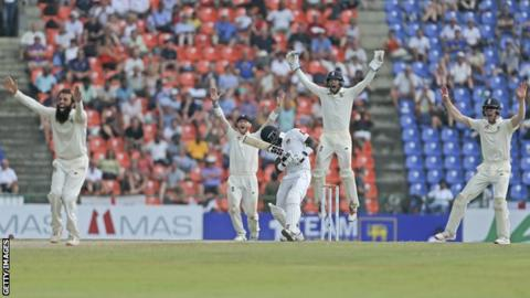 England close in on series win over Sri Lanka