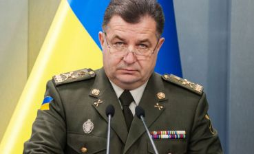 Ukraine is ready to respond to threats in Sea of Azov and other areas, - Poltorak