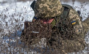 Militants increase fire activity, one Ukrainian soldier dies in Donbas