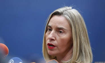EU intends to take serious measures on situation in Sea of Azov, - Mogherini