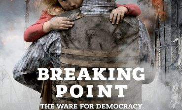 Ukrainian film 'Breaking point: The war for democracy in Ukraine' enters Oscar long-list