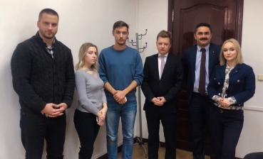 OSCE ODIHR and 112 Ukraine, NewsOne journalists discuss freedom of speech in Ukraine