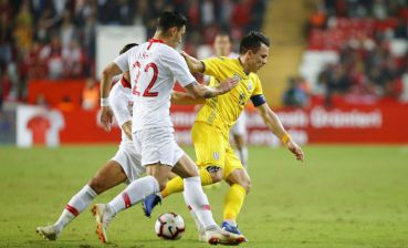 Ukraine-Turkey football friendly ends as draw