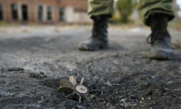 Six attacks on Ukrainian positions over 24 hours