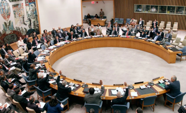 Ukraine offers to reform UN Security Council