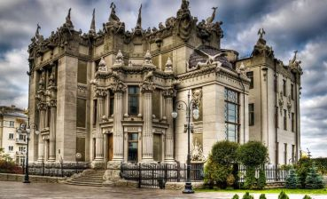 House with Chimaeras in Kyiv to be renovated for $670 million