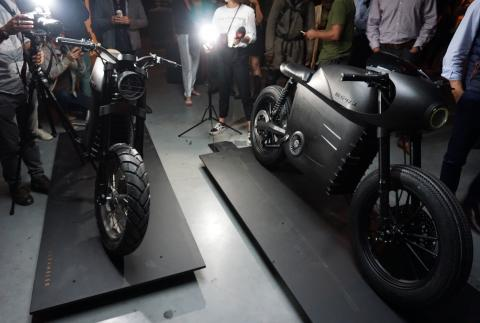 Tarform debuted new e-motorcycles but is there a U.S. market?