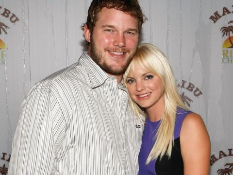 Chris Pratt and Anna Faris divorce finalised