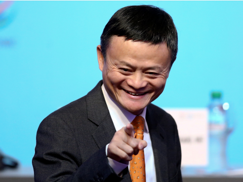 Alibaba just had the biggest online shopping day of all time, nearly tripling every company's 2017 Black Friday and Cyber Monday sales combined (BABA)