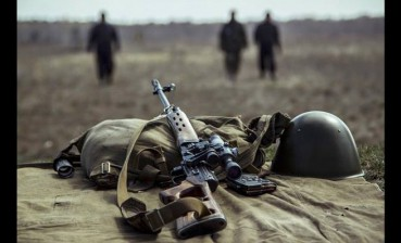 One Ukrainian serviceman killed, two wounded in action in Donbas on December 4