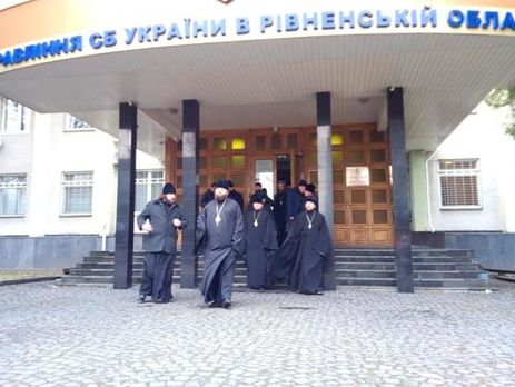 Orthodox priests from Rivne, Sarny interrogated in treason, religious hatred inquiry, - SBU