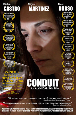 "Concord Films' Award Winning, ""Conduit"" Brings to Light the Power of Faith and Angels"