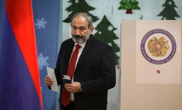 Pashinyan bloc wins Armenian snap election