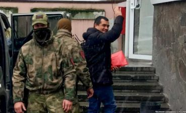 Crimean lawyer Kurbedinov released from Simferopol prison