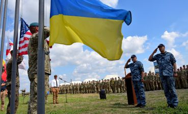 "Preparation for annual Ukrainian-American ""Sea Breeze-2019"" drills begins in Kyiv"