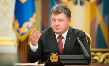 Poroshenko opens poll on importance of Tomos for Ukraine on Facebook