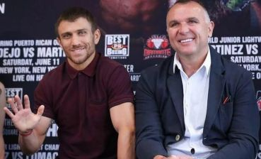 Lomachenko is determined to dominate lightweight division, - Klimas