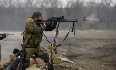 Two Ukrainian servicemen wounded in Donbas over 24 hours