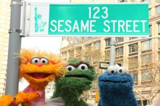 Sesame Street: Meet Lily, the first homeless muppet