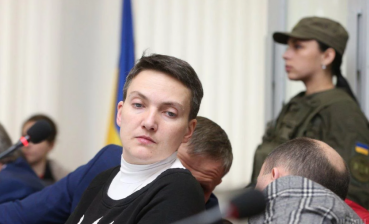 Court postpones session on Savchenko case on December 17 due to her poor health