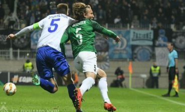 Dynamo Kyiv loses to Jablonec in UEFA Europa League