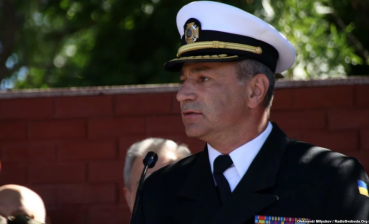 Ukrainian Navy delegation goes to Washington to discuss Russian naval aggression in Kerch Strait
