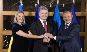 "Adoption of ""Azov sanctions package"" should become next step against Russian aggression, - Poroshenko"