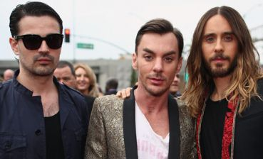 30 Seconds to Mars to become headliners of Upark Festival 2019 in Kyiv