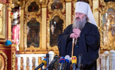 SBU reports on what it seized from vicar of Kyiv Pechersk Lavra during search