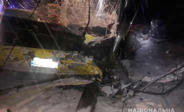 Four people died in car accident in Lviv region